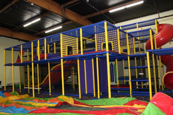 Chatsworth, LA County Childrens Indoor Playground - Asset Sale For Sale