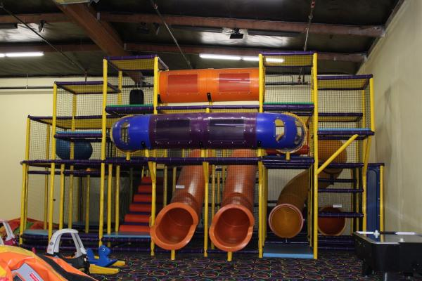 Childrens Indoor Playground - Asset Sale Business For Sale