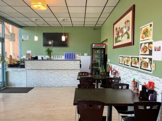 San Bruno, San Mateo County Pho Restaurant - Great Location, Newly Remodeled For Sale
