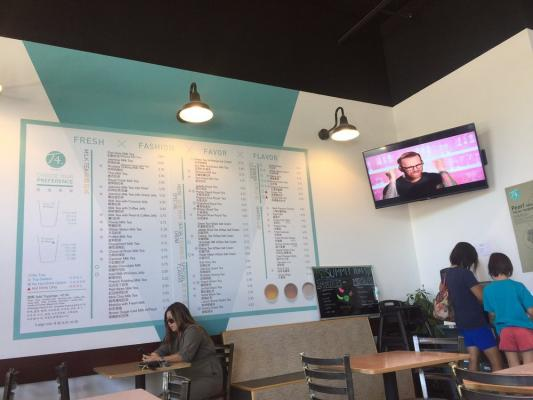 Poke Boba Cafe Franchise Business Opportunity