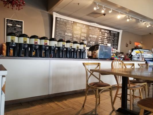 Selling A Foothill Ranch, Orange County Coffee Shop - Semi Absentee Run, Clean Records