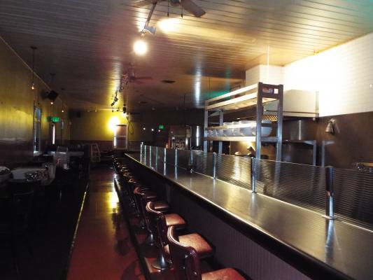 Oakland, Alameda County Diner Restaurant Smoke House Grill For Sale