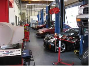 San Diego Auto Repair Shop - Well Established For Sale