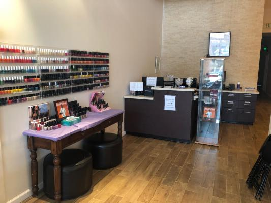 Nail And Spa Boutique Business For Sale