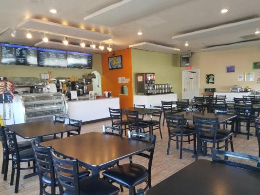 Franchise Bakery Restaurant Business For Sale