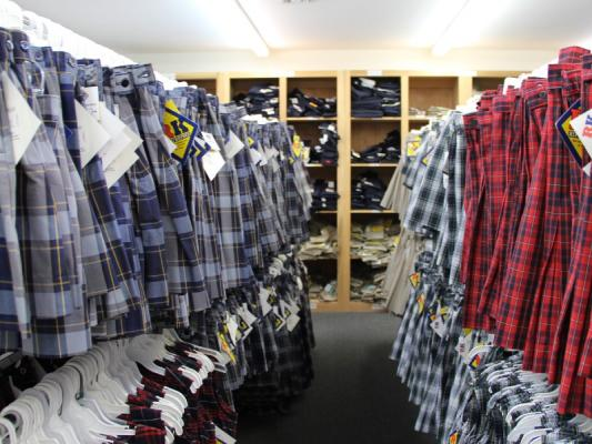 SF South Bay School Uniforms Store - Semi Absentee For Sale