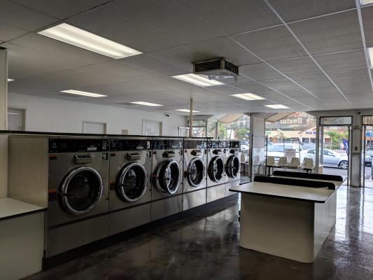 South San Diego County Coin Laundry - Self Service For Sale