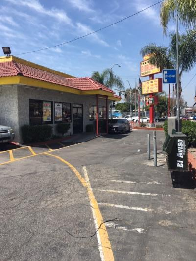 Los Angeles County Area Fast Food Restaurant With Drive Thru Business For Sale