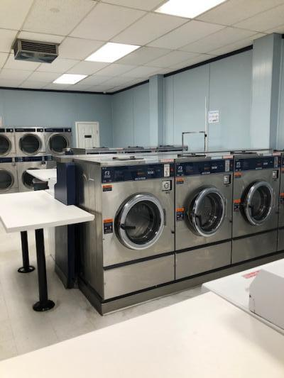 Selling A Central Riverside County Area Laundromat, Coin Operated - Profitable, Remodeled