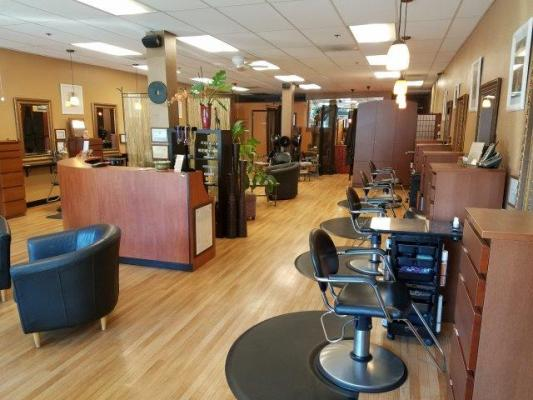 Hair Salon And Spa Company For Sale