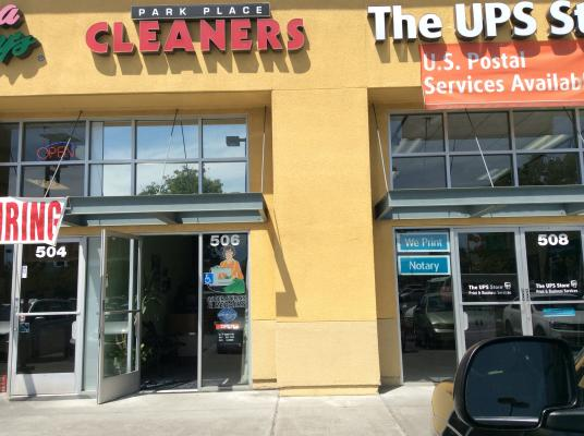 Napa Dry Cleaners - Plant And Agency For Sale