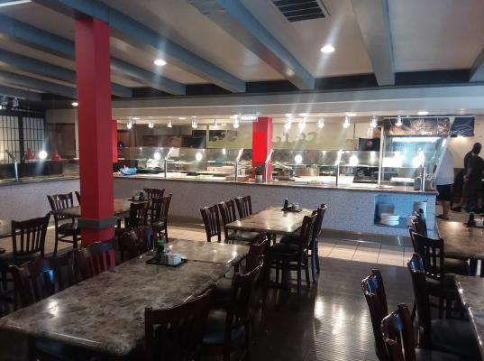 Los Angeles County Japanese Buffet Restaurant - ABC 41 License For Sale