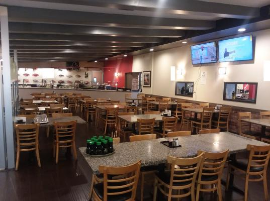 Japanese Buffet Restaurant - ABC 41 License Business For Sale