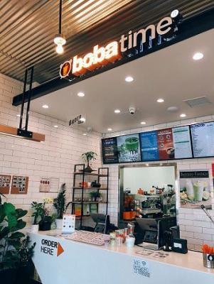 Orange County Area Boba Time Franchise - With Kitchen Hood For Sale