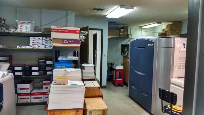 Printer Service - Clean Books And Records Business For Sale