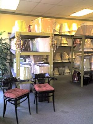 San Diego Area Lampshades And Lamp Repair Service Business For Sale