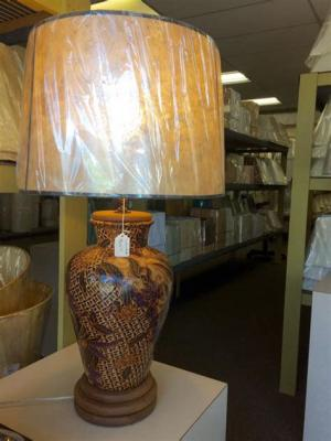 Selling A San Diego Area Lampshades And Lamp Repair Service