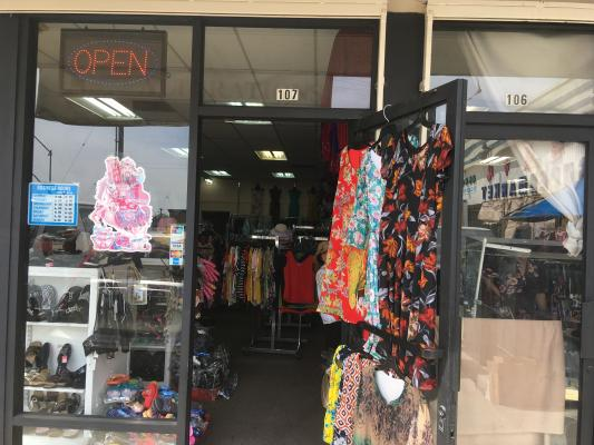 Clothing, Fashion Accessories, Alterations Store Business For Sale