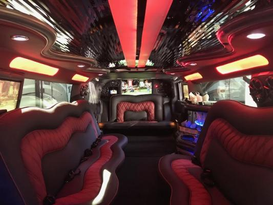 Inland Empire - Riverside Area Limousine Service - Easy Operation, High Net For Sale