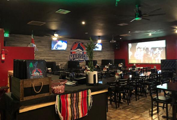 Inland Empire, Riverside Mexican Seafood Restaurant - Very Profitable For Sale