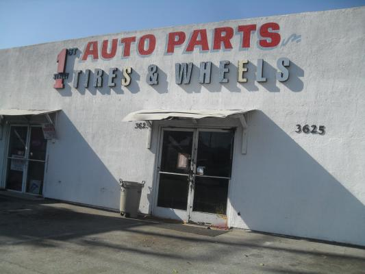 Santa Ana, Orange County Auto Parts And Tires, Wheels Shop Business For Sale