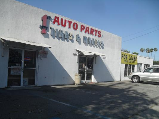 Selling A Santa Ana, Orange County Auto Parts And Tires, Wheels Shop
