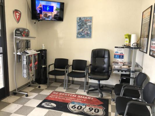 Alameda County, SF Bay Area Tire And Auto Repair Shop - Asset Sale For Sale