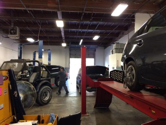 Alameda County, SF Bay Area Tire And Auto Repair Shop - Asset Sale Companies For Sale