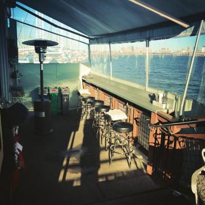 Alameda Cafe Restaurant - Profitable, Water Location For Sale