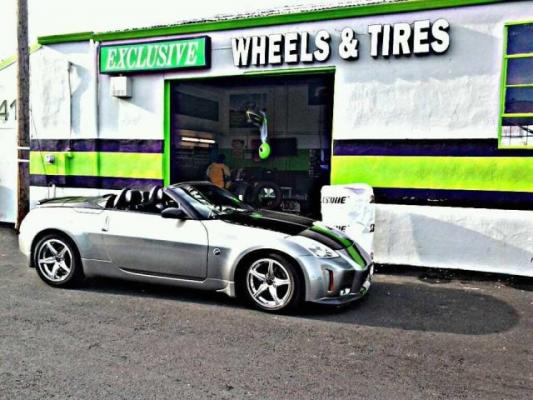 Hayward, Alameda County Tires and Wheels, Auto Shop, Real Estate Business For Sale