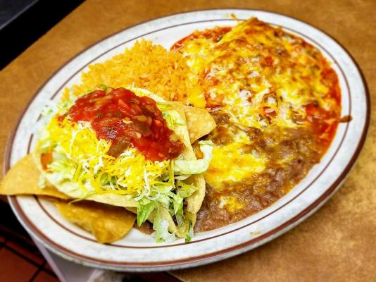 Chico, Butte County Mexican Restaurant With Beer And Wine Business For Sale