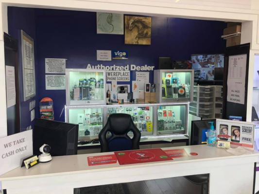 Buy, Sell A Cell Phone Accessories, Repair Store Business