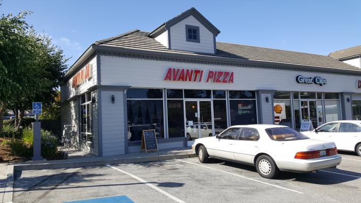 Belmont, San Mateo County Pizza Restaurant - Can Convert For Sale