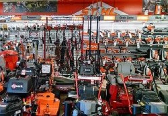 Riverside County Outdoor Power Equipment Distributor - Real Estate For Sale