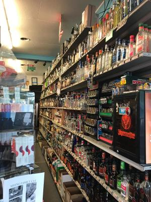 Plumas County Gas Station, Hard Liquor Store For Sale