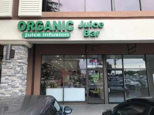 Woodland Hills, LA County Organic Juicery - High End Business For Sale