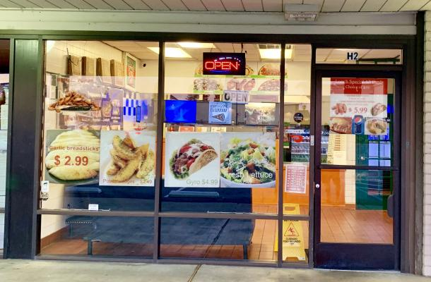 San Joaquin County Pizza Restaurant - Take Out For Sale