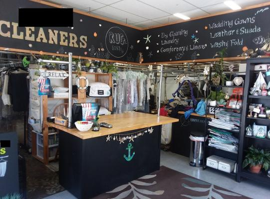 Orange County Area Dry Cleaners - Well Established Business For Sale