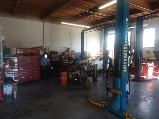Auto Repair And Tire Service Business For Sale