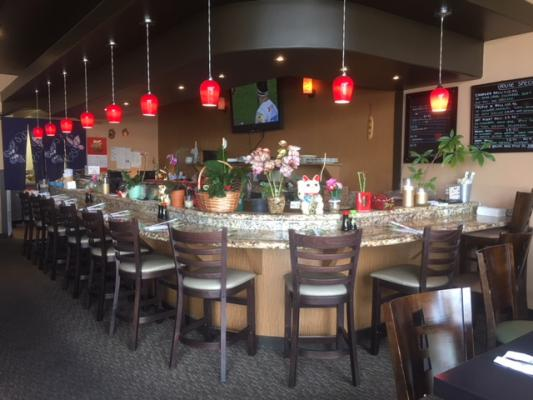 Kearny Mesa, San Diego Sushi Chinese Restaurant - Owner Retiring For Sale