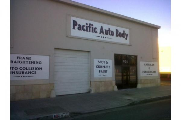San Jose Auto Body Shop With Real Estate - Asset Sale Business For Sale
