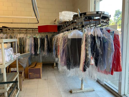 San Mateo Dry Clean And Laundry Services - Well Established For Sale