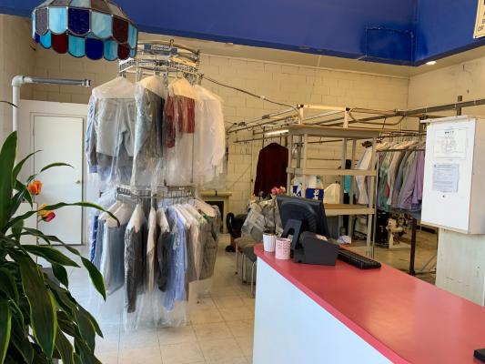 Dry Clean And Laundry Services - Well Established Business For Sale