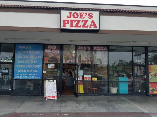 Los Angeles County Area Pizza Delivery Restaurant For Sale