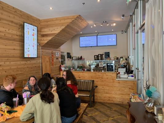 San Francisco Castro District Boba Tea Shop And Cafe For Sale