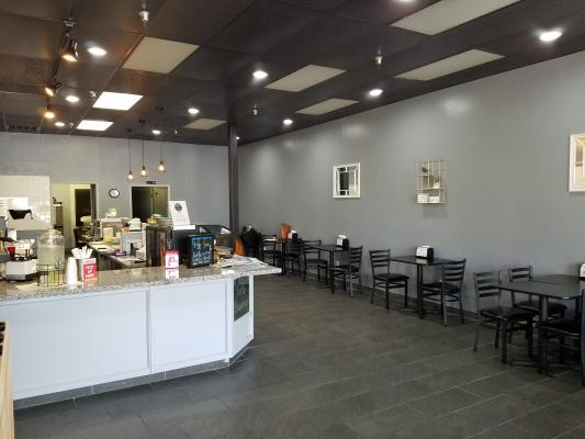 Clovis, Fresno County Gourmet Sandwich Coffee Shop For Sale