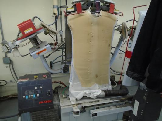 Buy, Sell A Dry Cleaners Plant - Fully Equipped Business