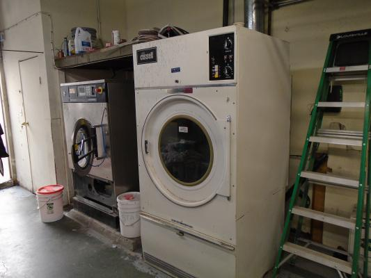 Dry Cleaners Plant - Fully Equipped Business Opportunity