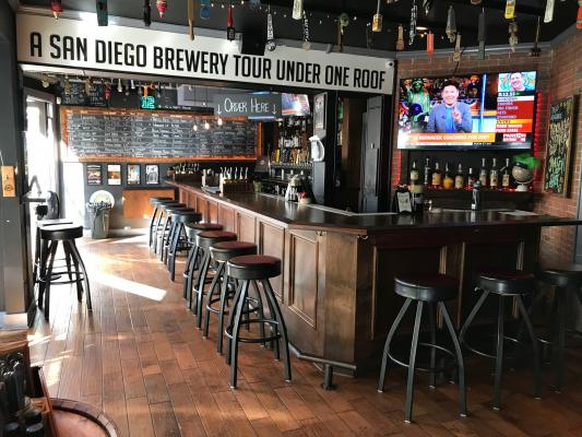 Hillcrest, San Diego Restaurant, Bar For Sale