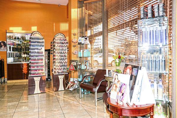 Beauty, Nail Salon Business Opportunity